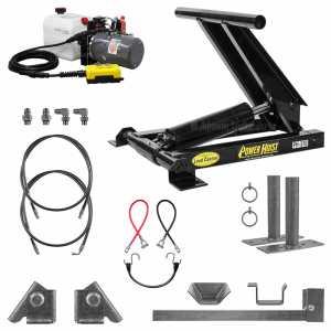 3 Ton Hydraulic Scissor Hoist Kit | PH310
