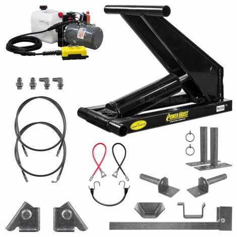 8 Ton Hydraulic Scissor Hoist Kit | PH516