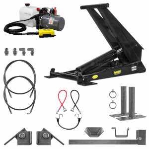 12 Ton Dump Trailer Hydraulic Scissor Hoist Kit | Model PH630