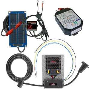 Battery Optimizer Kit | Trailer Battery Charging System