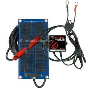 3 Watt Solar Battery Charger