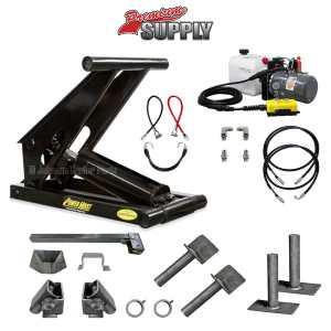 Hydraulic Scissor Hoist Kit | Model PH621-6 Standard Kit