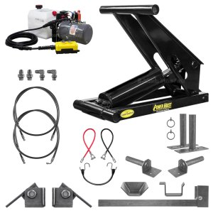 8 Ton Hydraulic Scissor Hoist Kit | Model PH616-5