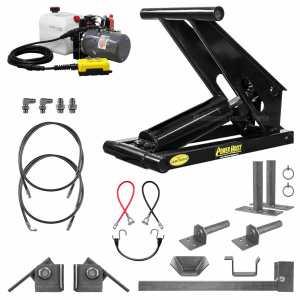 11 Ton Hydraulic Scissor Hoist Kit | Model PH616-6