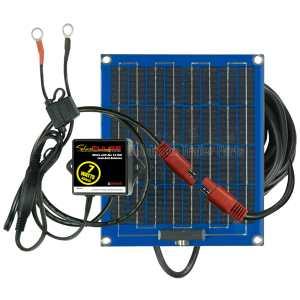7 Watt Solar Battery Charger