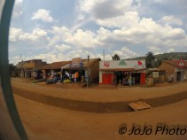 Ugandan Stores on Highway