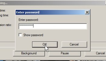 How to password protect your files in IBM Lotus Symphony Office Suite