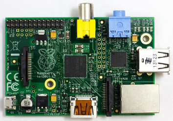 Raspberry Pi Model B Mini Computer