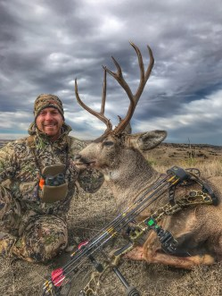 guided south dakota mule deer hunts