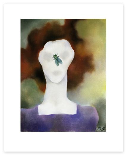 Pastel by Ilgvars Steins