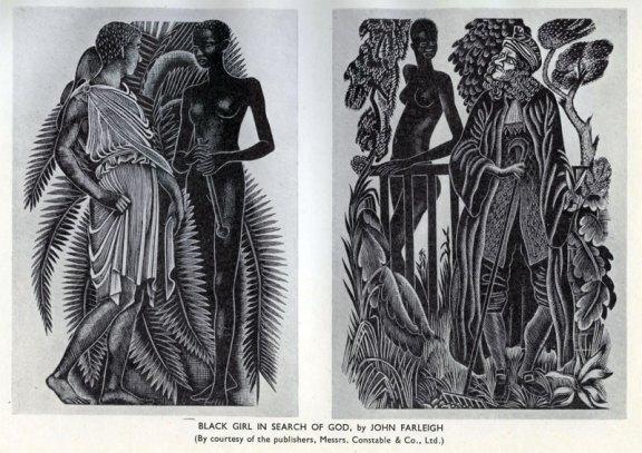Black girl in search of God