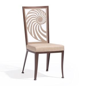 Luca Nautilus Dining Chair