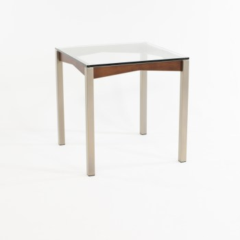 Sofie End Table Glass