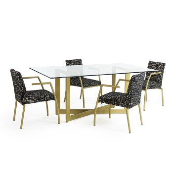 Aeon/Xander Dining Set
