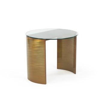 Mezzo Round End Table