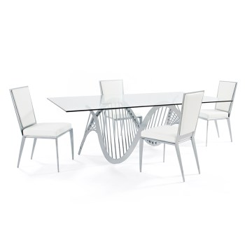 DNA Dining Rect. Dining Set