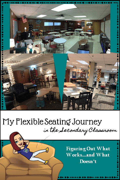Flex Seating Pin