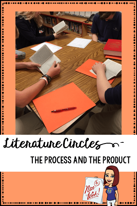 Literature Circles Process and Product