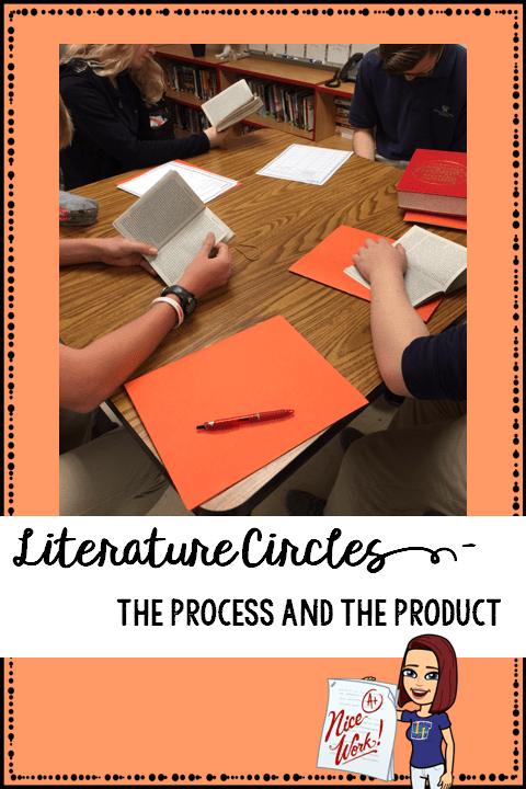 Literature Circles Process and Product