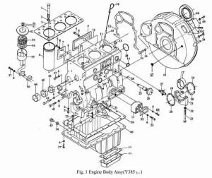Jinma 354 engine diagram oil leak  Jinma Farmpro Agracat  Page 1