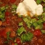 Beans with Sriracha and Greek Yogurt