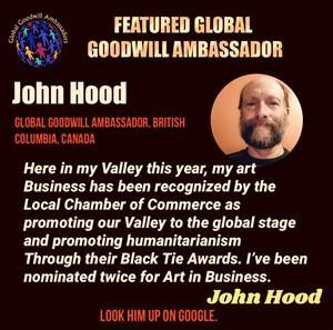 John Hood - Canada - Global Goodwill Ambassador