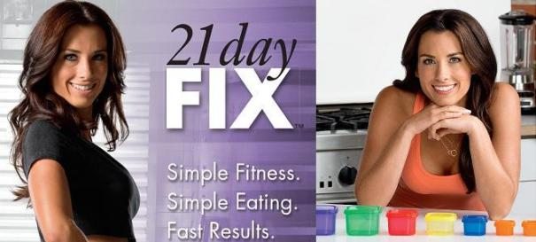 21 Day Fix Cover Photo