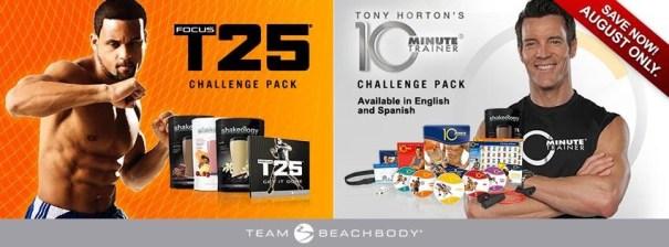 August 2014 Challenge Pack Specials