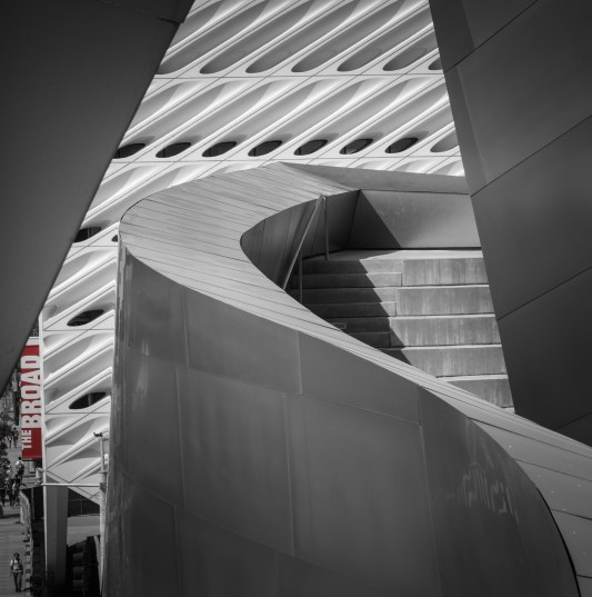 Glimpse of the Broad