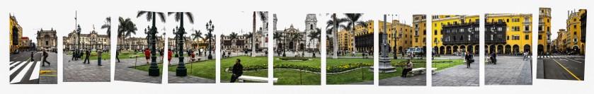 00153Lima Plaza Mayor 2 Lite FLAT