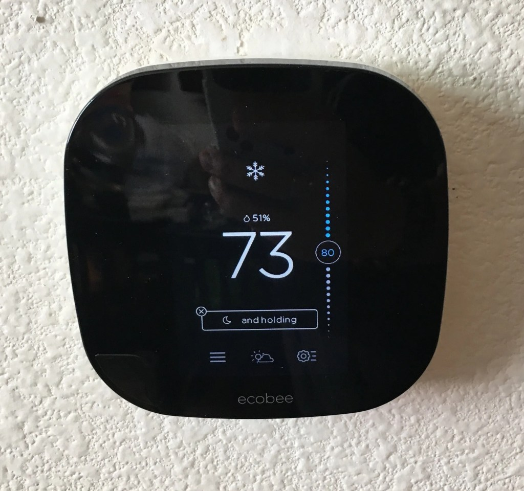 HomeKit with an Ecobee3 Thermostat