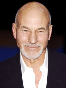 First Choice: Patrick Stewart
