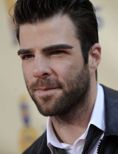 Second Choice: Zachary Quinto