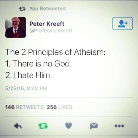 atheism meme