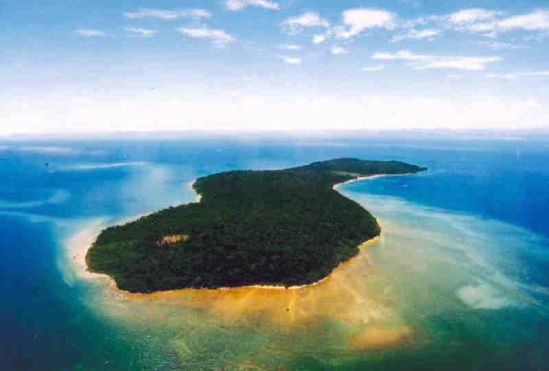 島嶼 - 我的故鄉-風下之鄉(沙巴)