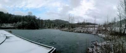 First Snow - Don Valley Brickworks B