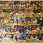 2010カルビーJリーグ日本代表85枚 香川真司 本田圭佑等