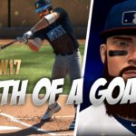 BIRTH OF A GOAT! MLB The Show 17 Road to the Show 3B Ep.  1 #スポーツニュース #followme