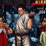 KOF98um 龍虎の拳 ボスTEAM『タクマ(龍虎1 Mrカラテ)ビッグ(龍虎2)ギース(龍虎2 隠し )』CPU LEVEL MAX #スポーツニュース #followme