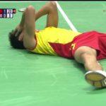 【バドミントン】 北京オリンピック決勝 見応えのある最強の男リンダン #スポーツニュース #followme
