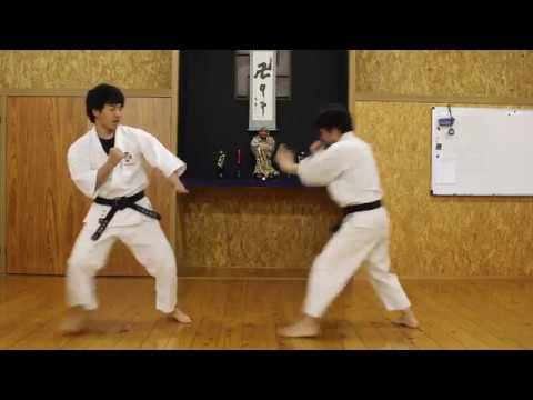 武道 格闘技 習い事 「 上受蹴(表) 」 掛川市 #スポーツニュース #followme