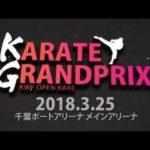 KARATE GRANDPRIX 2018 カラテグランプリ 2018 #スポーツニュース #followme
