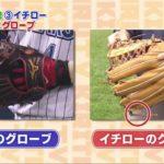 【野球】世界を魅了するイチローの守備を生み出すグローブの秘密! #スポーツニュース #followme
