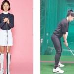 KLPGA TOUR Soo Mi Park 박수미 バク・スミ  韓国女子ゴルファー スウィング  スペシャル #スポーツニュース #followme