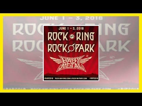 Babymetal、ドイツにて開催のロックフェス『rock am ring 2018 / rock im park 2018』に出演決定! | ガジェット通信 getnews #トラベル #旅行 #followme