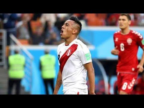 ペルー代表、デンマークに敗れる #トラベル #旅行 #followme