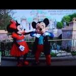 ディズニー・カリフォルニア『ミッキー&ミニーの目がまばたき仕様』そしてスター・ウォーズの展示がすごい!! #ディズニー #followme
