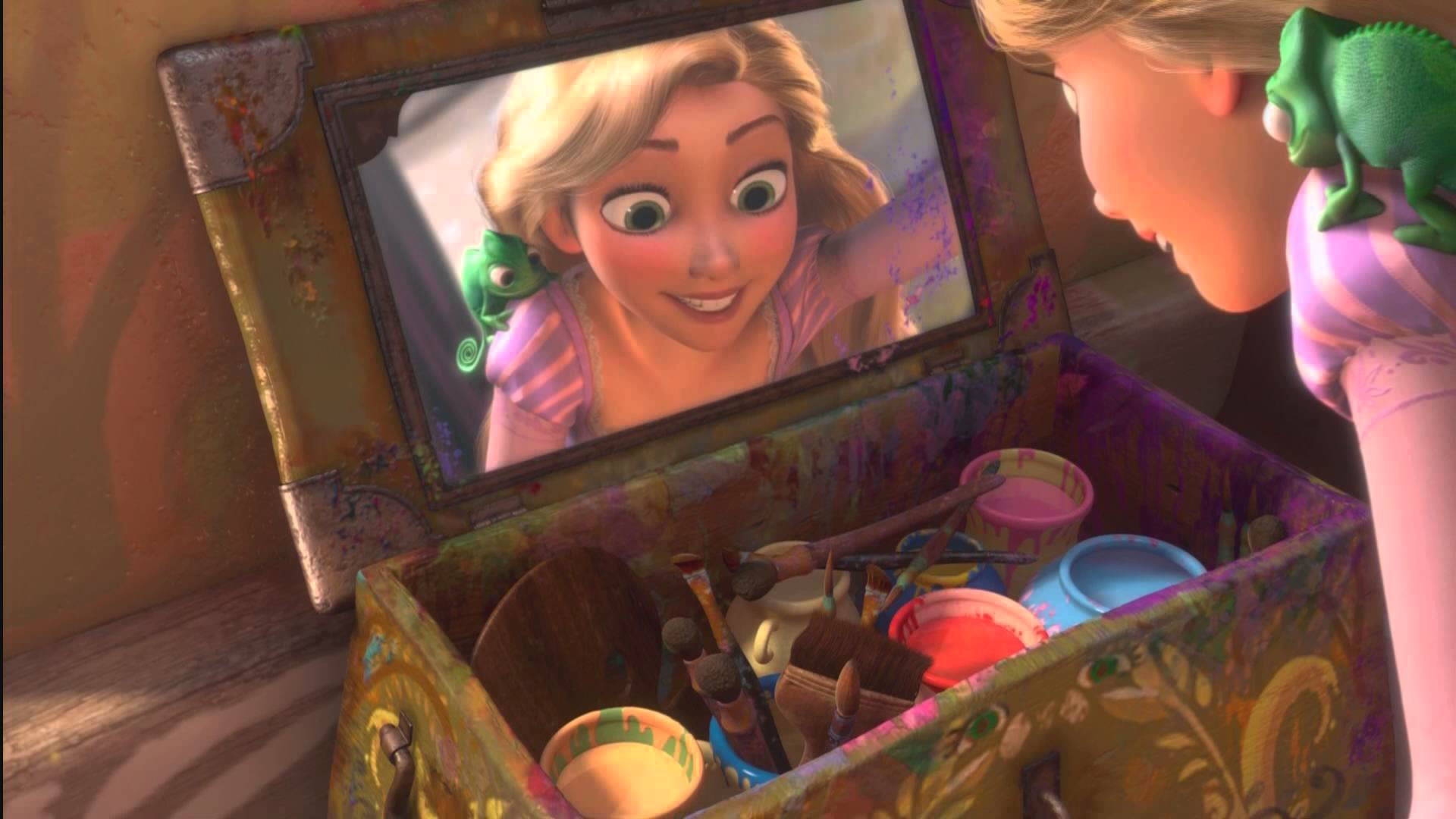 塔の上のラプンツェル ~自由への扉~ #ディズニー #Disney #followme