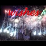 ºoº [4K] WDW ディズニー ウィッシュズ ナイトタイム 花火 スペクタキュラー Wishes nighttime spectacular FireWorks Magic Kingdom #ディズニー #Disney #followme