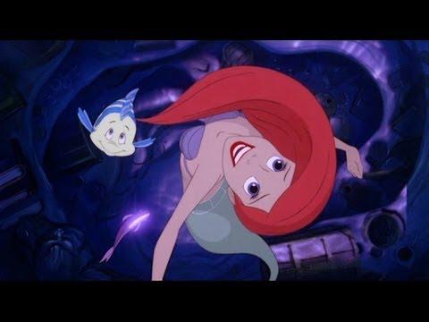 リトル・マーメイド Part Of Your World (英語字幕付き) #ディズニー #Disney #followme
